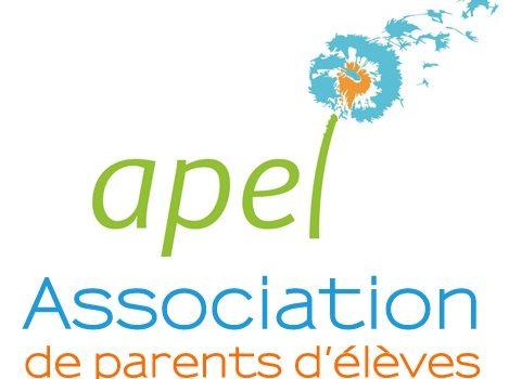 Logo de l'A.P.E.L St Jo Secondigny